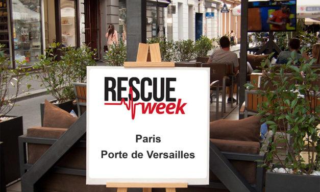 La semaine du secours, des soins d'urgence et de la prévention