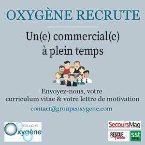Oxygene recrute