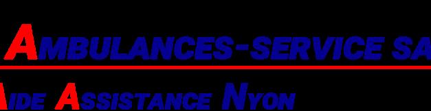 Ambulance Service Nyon